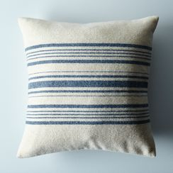 Weekender Stripe Throw Pillow