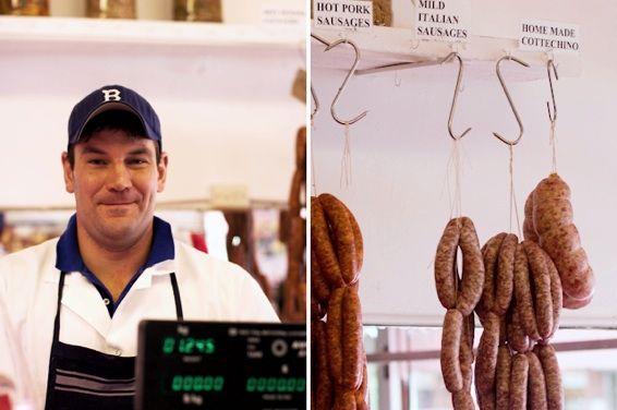 Andrew, Brenta Meats