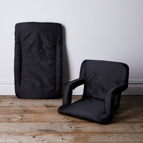 Reclining Portable Backpack Seat