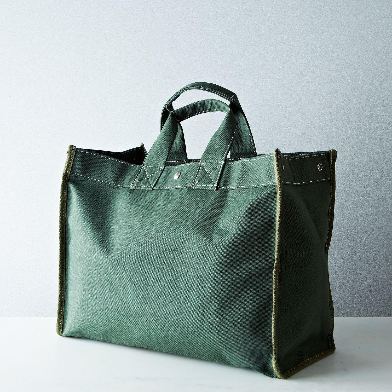 Canvas Field Bag on Food52