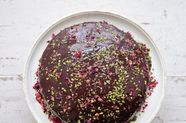 Nigella Lawson's Dark and Sumptuous Chocolate Cake