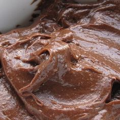 Coco-Nuts for Chocolate Pudding