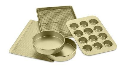 Williams-Sonoma Goldtouch™ Nonstick 6-Piece Essentials Bakeware Set