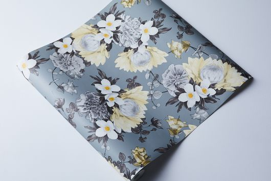 Self-Adhesive Wallpaper, Botanical