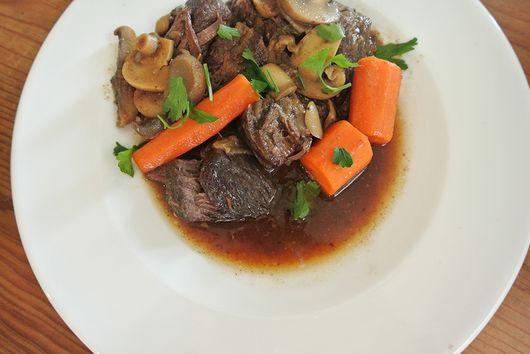 boneless beef short-rib stew