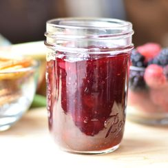 Cranberry Sauce /Relish in Instant Pot (Pressure cooker)