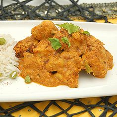 Arvinda's Creamy Butter Chicken