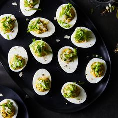 When Deviled Eggs & Caesar Salad Meet Up, Everyone Wins