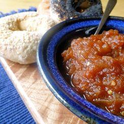 Sweet & Spicy Tomato Chutney