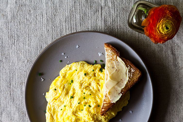 Daniel pattersons poached scrambled eggs recipe on food52 daniel pattersons poached scrambled eggs forumfinder Choice Image