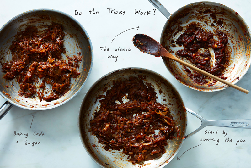 Would you consider all of these to be well caramelized?