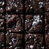 Salted Dark Chocolate & Olive Oil Baby Brownies