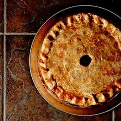 Spicy Beef Pie for a Party