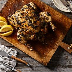 Herb Roasted Chicken a la Kukla