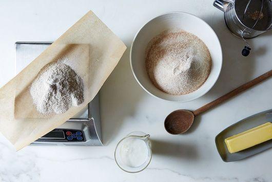 11 Ways to Use Up Non-Wheat Flours