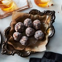 A Bourbon Ball That Shows Up Everything at the Neighbor's Cookie Swap