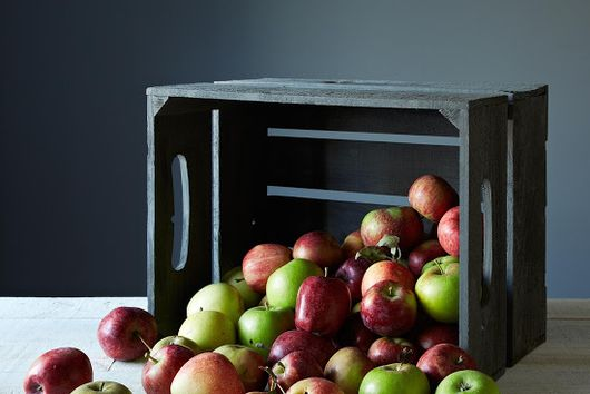 A Haiku or Two, on Apples
