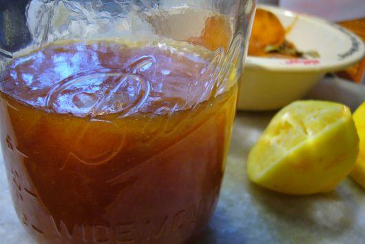 Persimmon Jam