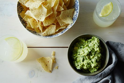 """Greek-amole"" Guacamole"