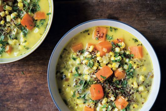 A 30-Minute Spicy Corn Soup for Your Busiest Weeknight