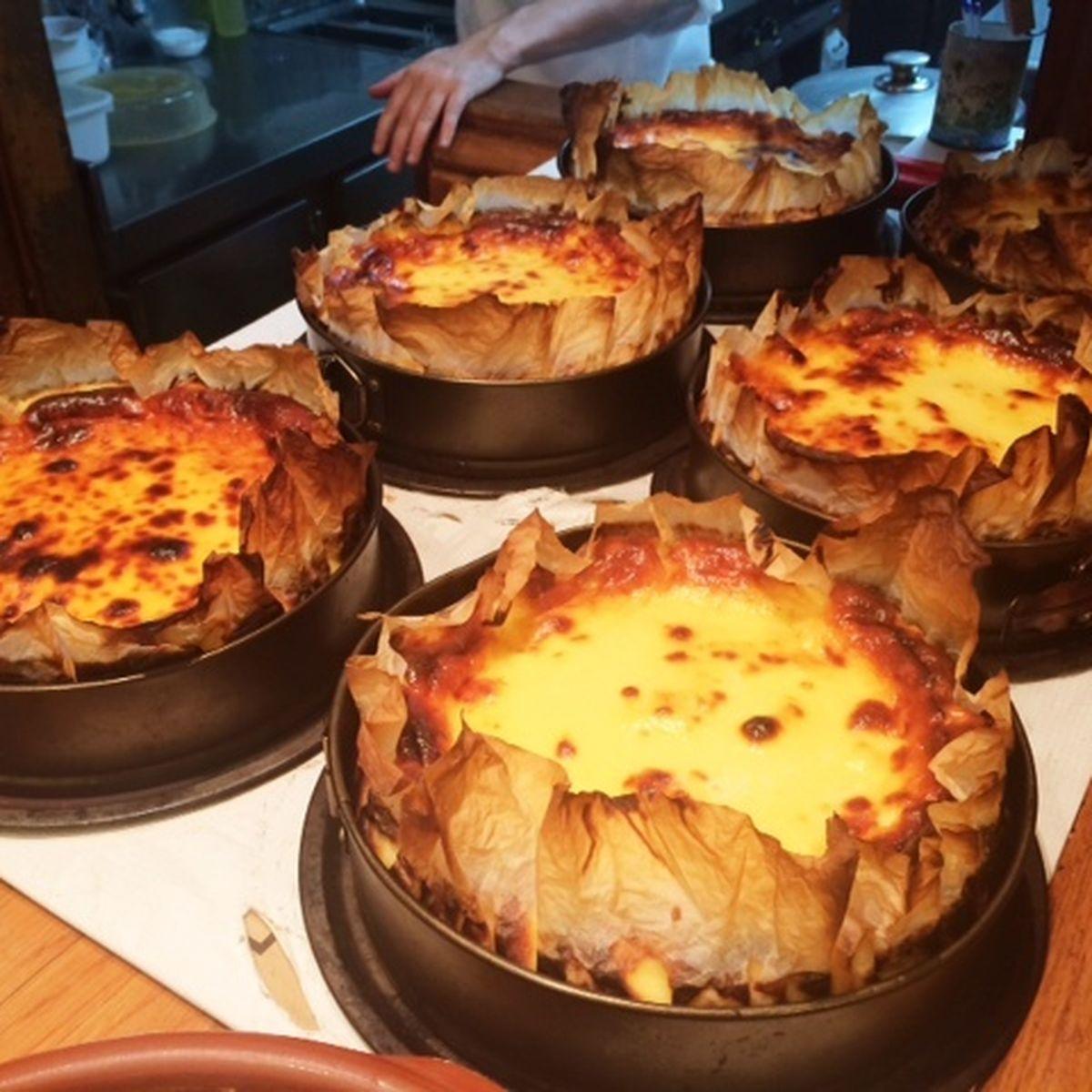Basque Burnt Cheesecake Recipe On Food52