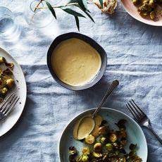 Roberta's Roasted Garlic Dressing