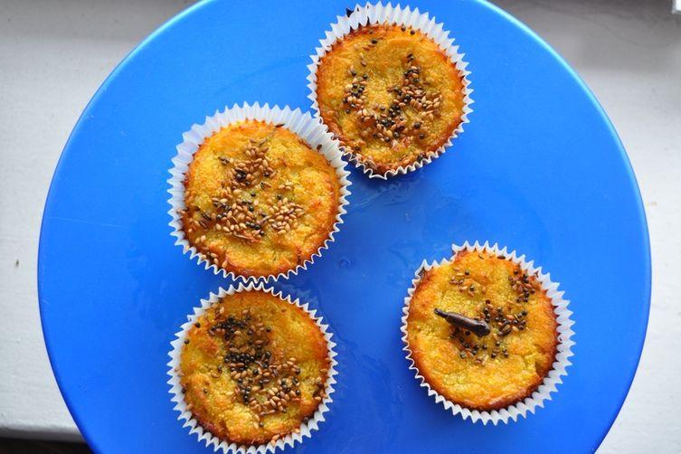 Savory Lentil Cakes or Pancakes
