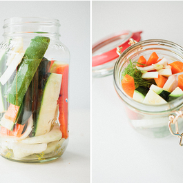 Summer Pickling