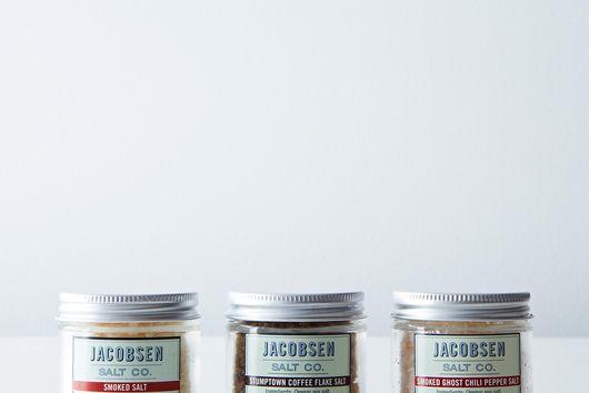 Jacobsen Salt Co. Infused Salt Collection
