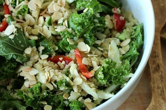 Kale and Quinoa Salad