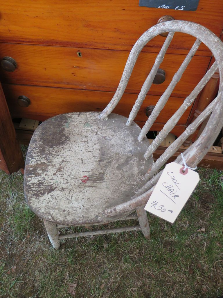 Cool Chair at Brimfield by Food52