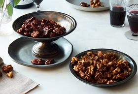 Need a Last-Minute Snack? Spiced Nuts are the Answer