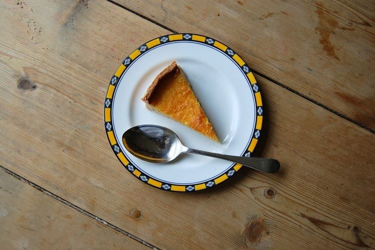 Tarte au Citron (The Original Lemon Tart)
