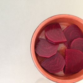 Quick Pickled Beets