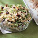 Simple quinoa salads