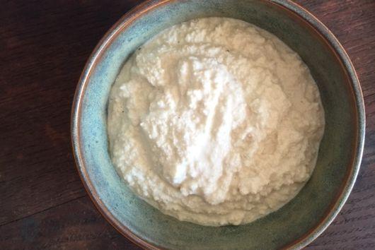 Creamy Homemade Vegan Ricotta