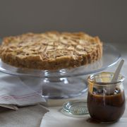 58a9c427 57c4 4e98 9d63 6ad9322168b7  a little zaftig apple tart rum raisin sauce