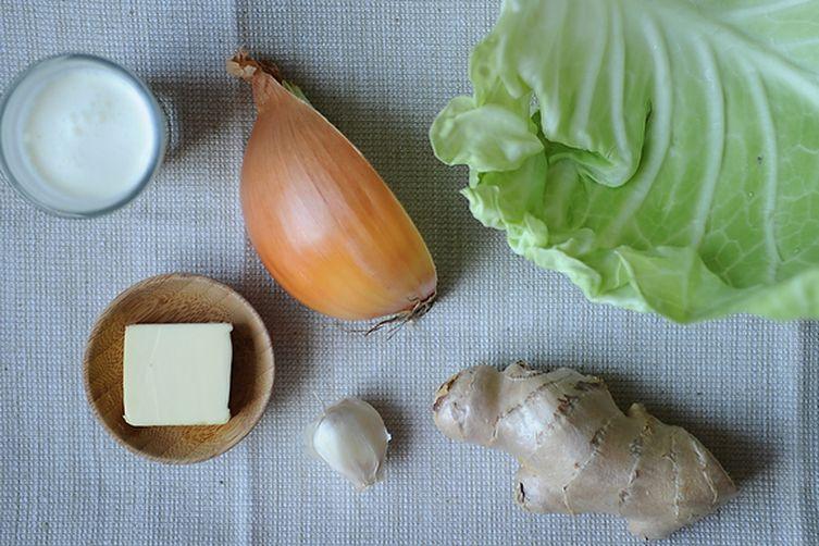 Suspiciously Delicious Cabbage