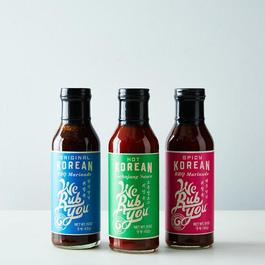 Korean BBQ Marinade Variety Pack