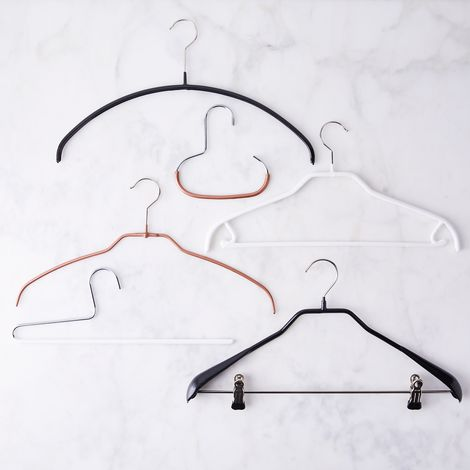 European Space-Saving Hangers