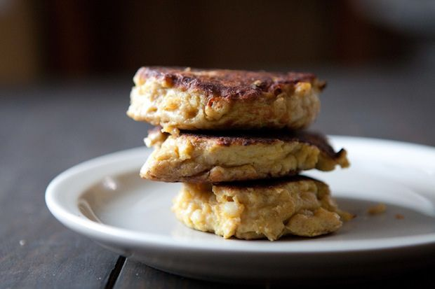 Potato cakes from Food532