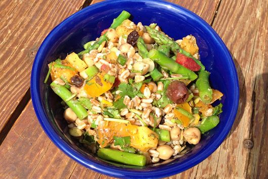 Middle Eastern-Style Summer Salad