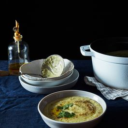 For a Velvety Vegan Soup, Just Add Potatoes & Water (But Seriously)