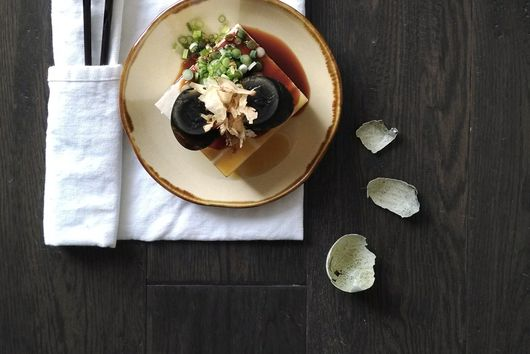 Black and White Tofu