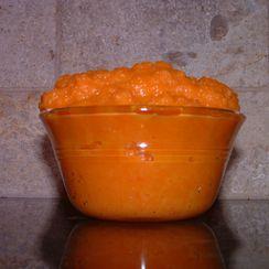 Carrot Mash