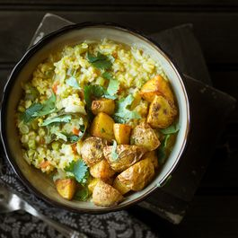 Indian Dishes by Laura Hipps