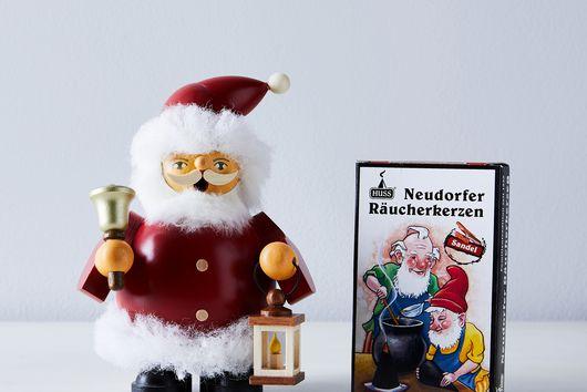Handcrafted German Smoker & Incense