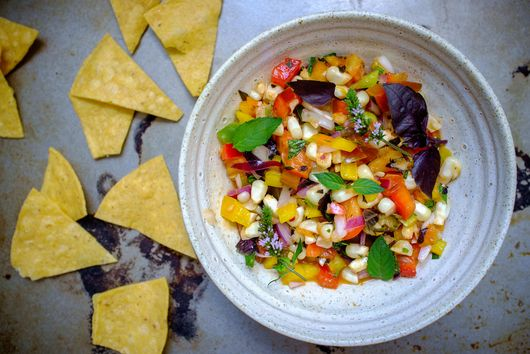 Colorful Summer Salsa Recipe