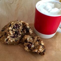 The Treasure-Loaded Peanut Butter Cookie