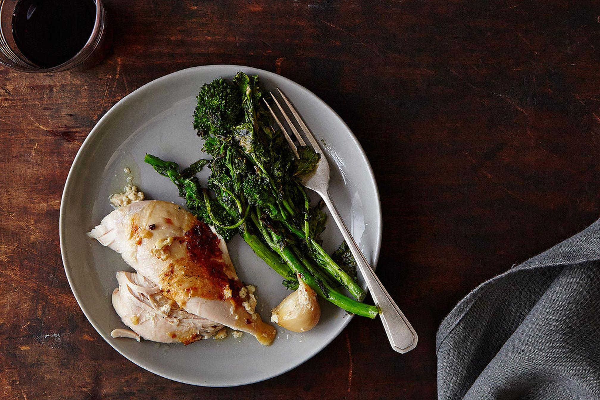 Jamie Oliver S Chicken In Milk Recipe On Food52